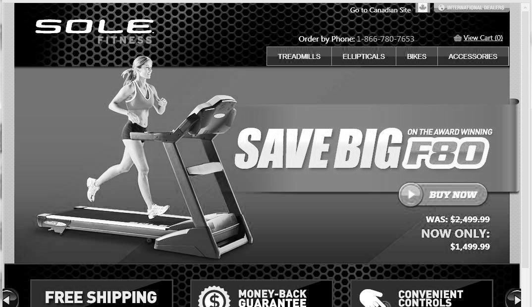 1c8c94ff6a All of their machines are made with superior quality materials and the  company offers one of the leading warranties in the industry. Sole Fitness